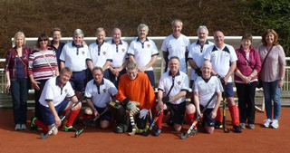 2014 Scottish Thistles at Lille