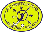 LUC Ronchin Hockey Club logo
