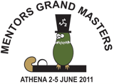 Mentors Grand Masters 2011 Athens